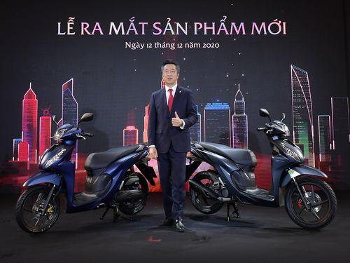 Honda Vision thế hệ mới được ra mắt tại Việt Nam, giá từ 30 triệu đồng