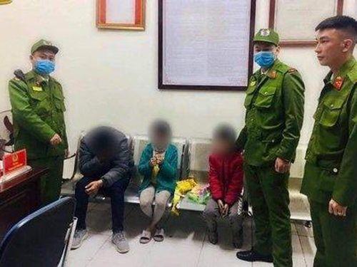 Hà Nôi: Giải cứu người đàn ông ôm 3 con nhảy cầu tự tử
