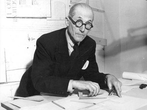 Le Corbusier - nghệ sĩ đa tài & nhân đạo