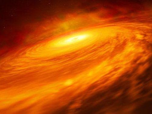 NASA phát hiện ra điều bất thường xung quanh hố đen khổng lồ