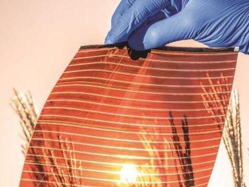 Tìm ra loại vật liệu mới giả rẻ cho pin mặt trời