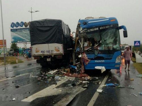 Hướng đến mục tiêu không có người chết do tai nạn giao thông đường bộ