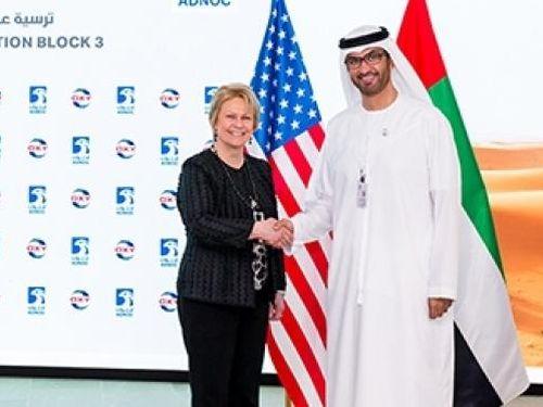Tiểu Vương quốc Ả rập Thống nhất liên minh dầu khí với Mỹ để đối phó với 'Một vành đai, Một con đường' của Trung Quốc