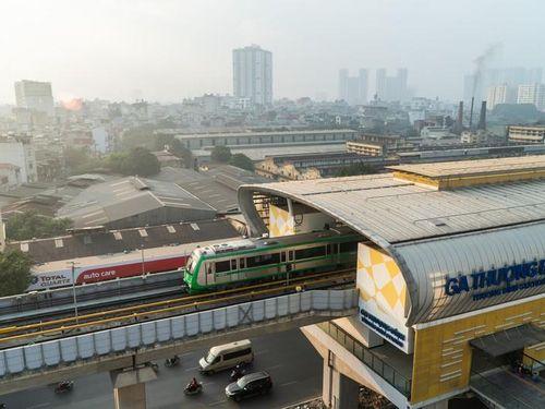 Giá vé đường sắt đô thị Cát Linh - Hà Đông thế nào?