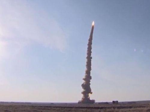 Tên lửa đánh chặn của S-500 Prometheus đạt tốc độ Mach 9