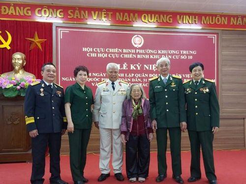 Nữ chiến sĩ giao liên 'Biệt động Sài Gòn' kiên trung