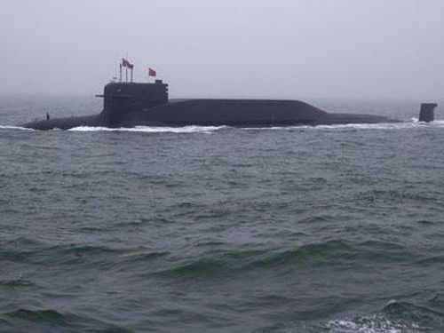 Hạm đội tàu ngầm Trung Quốc đang trên đà vượt Mỹ về số lượng