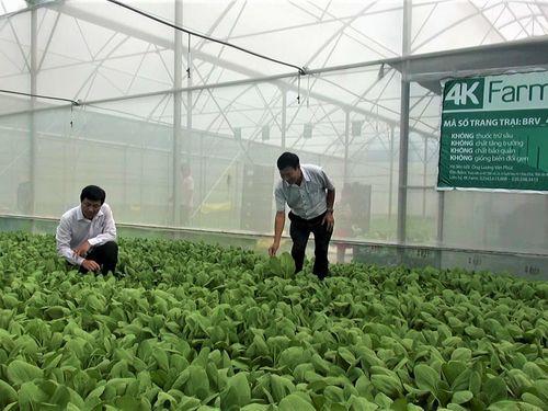 Ra mắt Hợp tác xã Nông nghiệp ứng dụng công nghệ cao HT FARM