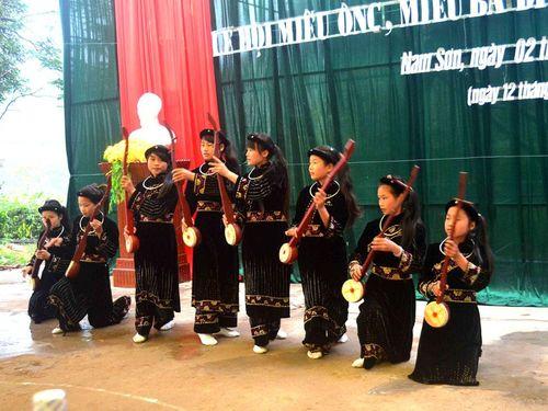 Trường PTDT Nội trú Ba Chẽ: Chú trọng giáo dục truyền thống, văn hóa dân tộc cho học sinh
