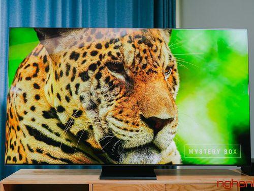 Chọn TV đón tết: Samsung 8K QLED Q950TS 2020 tốt nhất?