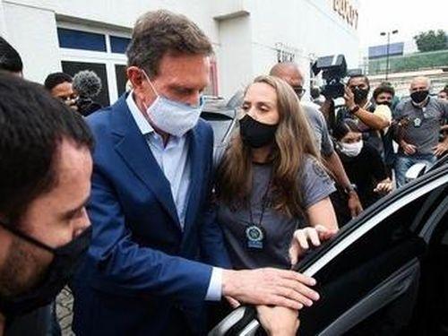 Thị trưởng Rio de Janeiro bị cáo buộc đứng đầu 'một tổ chức tội phạm'