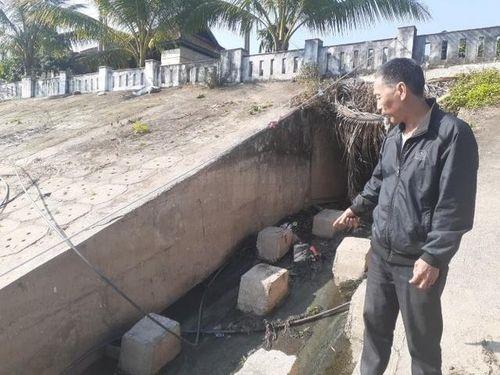 Điện Biên: Trạm nước thải 'tê liệt'… cán bộ nói 'hiệu quả'