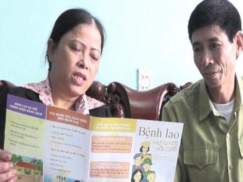 20 triệu phụ nữ biết tự bảo vệ trước bệnh lao