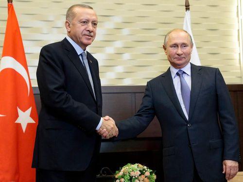 Nga, Thổ Nhĩ Kỳ khẳng định quyết tâm tăng cường quan hệ bất chấp sức ép của Mỹ