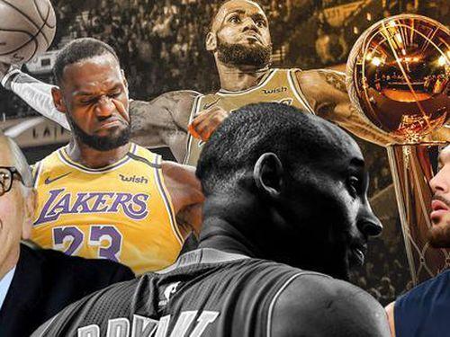 Top 5 sự kiện chấn động NBA năm 2020: Sự ra đi của Kobe Bryant và đại dịch Covid-19