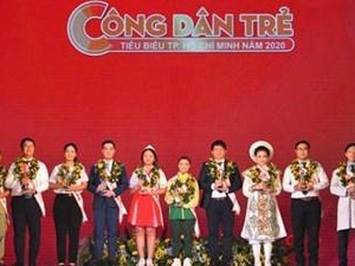 TP Hồ Chí Minh: Tuyên dương 12 công dân trẻ tiêu biểu