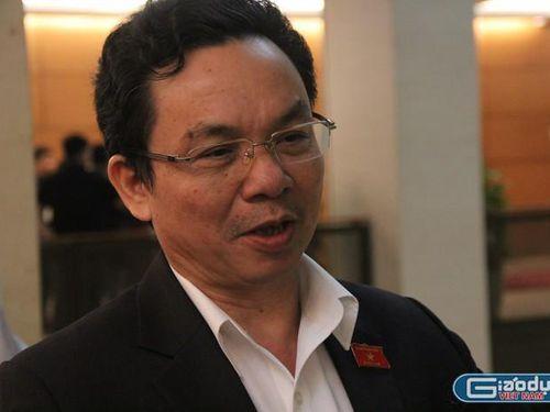Giáo sư Hoàng Văn Cường và hành trình 35 năm miệt mài dạy học, nghiên cứu