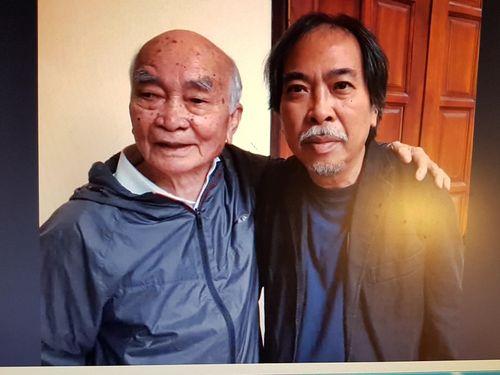 Lần đầu nghe Chủ tịch Nguyễn Quang Thiều đọc điếu văn