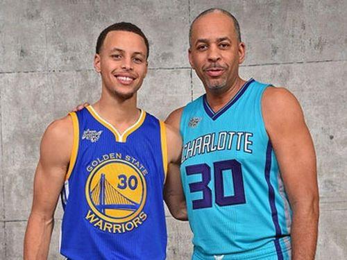 5 cặp cha con vĩ đại trong lịch sử NBA