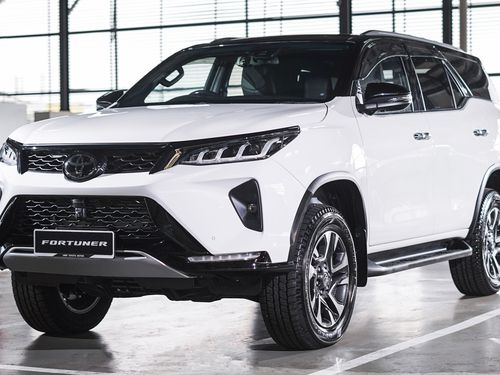 Toyota Fortuner đời 2021 được ra mắt tại Malaysia