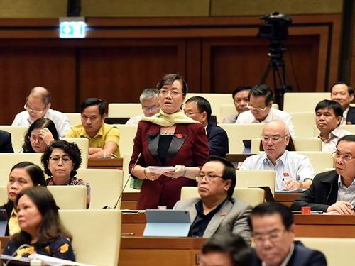 Chất vấn và trả lời chất vấn - điểm nhấn ấn tượng trong hoạt động của Quốc hội tại kỳ họp
