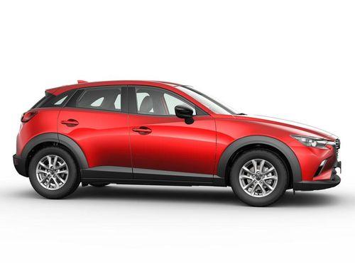 Mazda CX-3 2021 chốt giá hơn 400 triệu đồng