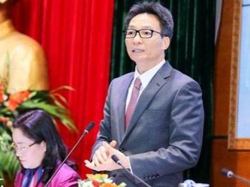 Phó Thủ tướng Vũ Đức Đam: 'Giá trị tốt đẹp của Việt Nam được khơi lên'