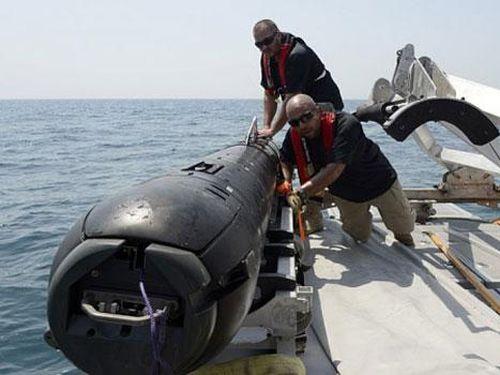 Robot Mỹ sẽ lặn sâu 6 km thực hiện nhiệm vụ gì?