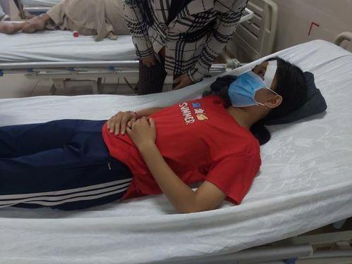Tây Ninh: Gia đình nữ sinh bị đạp vào mặt yêu cầu khởi tố vụ án