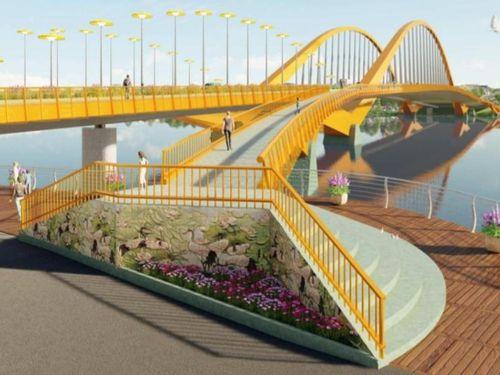 Thừa Thiên – Huế: Phê duyệt kết quả thi tuyển phương án thiết kế kiến trúc cầu vượt sông Hương