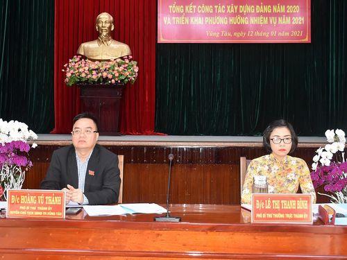 Năm 2020: Đảng bộ TP. Vũng Tàu kết nạp 184 đảng viên