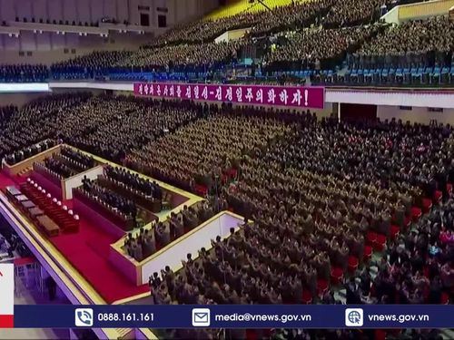 Triều Tiên chào mừng thành công Đại hội Đảng