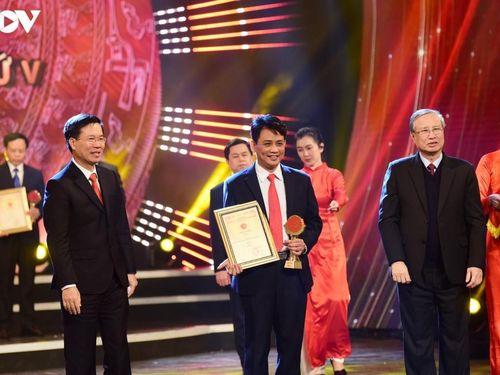 VOV giành 5 giải thưởng tại giải báo chí Búa liềm vàng