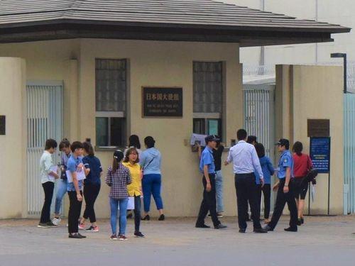 Nhật Bản ngừng cấp visa cho công dân Việt Nam từ 14/1