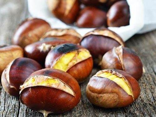 Thực phẩm tuyệt đối không kết hợp với hạt dẻ