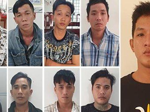 Án mạng từ việc tranh giành nữ tiếp viên, 9 kẻ vào tù