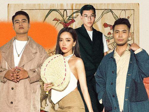 Bích Phương tái hợp Phúc Du, 'bắt tay' cả hot boy King of Rap - HIEUTHUHAI trong ca khúc mới