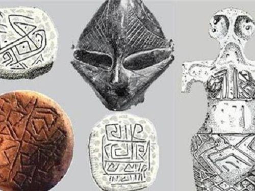 Tượng cổ đại nghi là nền văn minh của người ngoài hành tinh