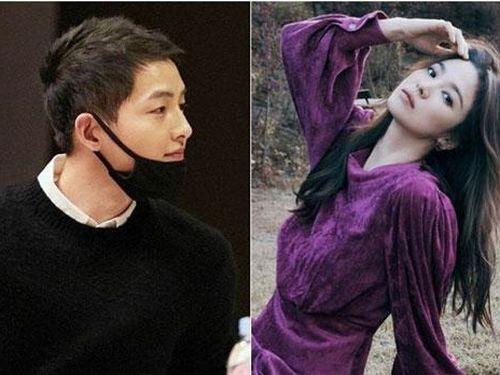 Thực hư chuyện Song Hye Kyo trở lại đóng phim để đối đầu Song Joong Ki