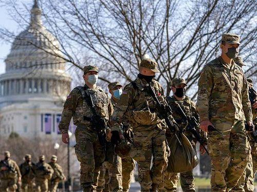 Nước Mỹ và kế hoạch đảm bảo an ninh chưa từng có tiền lệ