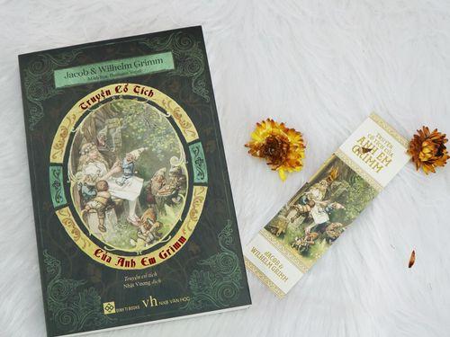 'Truyện cổ tích của anh em Grimm' - hành trình trở về nguyên bản