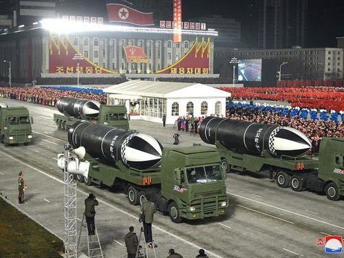 Triều Tiên 'nắn gân' tân Tổng thống Mỹ?