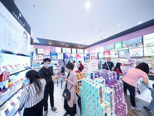 Việt Nam – Điểm đến hấp dẫn của thương hiệu mỹ phẩm, chăm sóc sắc đẹp ngoại