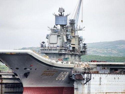 Sửa mãi không xong, Nga tính cho tàu sân bay Kuznetsov về hưu hẳn