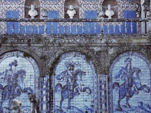 Nghệ thuật tuyệt đẹp của gạch Bồ Đào Nha