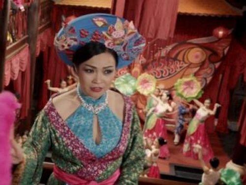 Ca sĩ Phương Thanh đóng vai Tú Bà trong bộ phim 'Kiều'