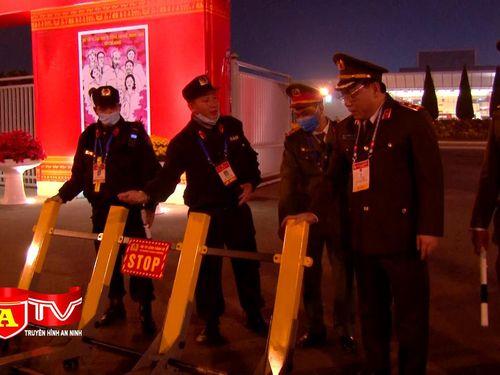 Đảm bảo an ninh, an toàn Đại hội Đảng toàn quốc lần thứ XIII