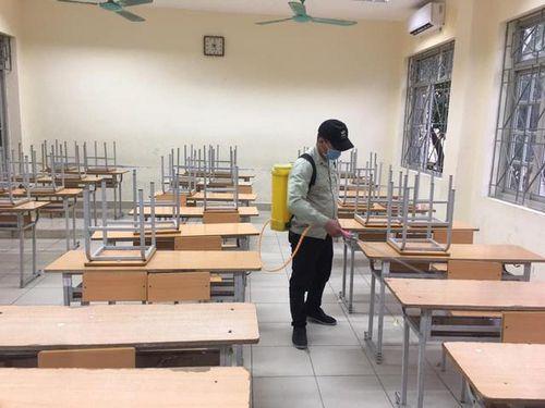 Hà Nội: Thêm nhiều trường cho học sinh nghỉ học