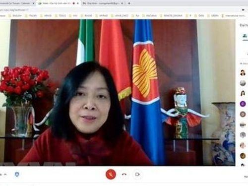 Hội Sinh viên Việt Nam tại Italy với các hoạt động gắn kết du học sinh mọi miền