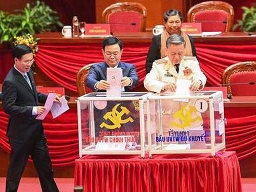 Toàn bộ ứng viên của lực lượng Công an nhiệm kỳ khóa XIII đều trúng cử với số phiếu cao